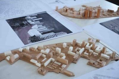 Bauen im Hansaviertel