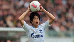 FCシャルケ04 内田篤人選手<br /> Ⓒhttp://www.schalke04.de