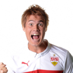 VfBシュトゥットガルト 酒井高徳選手 Ⓒhttp://www.vfb.de