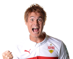 VfBシュトゥットガルト 酒井高徳選手<br /> Ⓒhttp://www.vfb.de