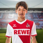 1.FCケルン 大迫勇也選手 Ⓒhttp://www.fc-koeln.de