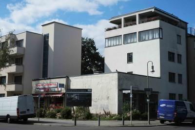 Gropius Lösung Eckhaus