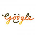 今年のGoogle.deは・・・ ⒸGoogle