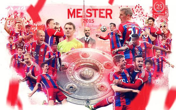ⒸFC Bayern München