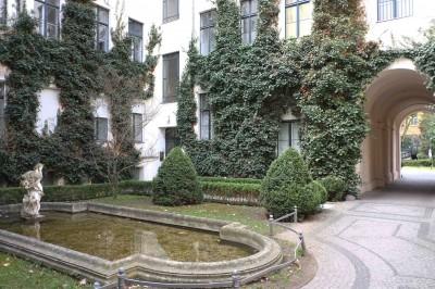 Florentinischer Hinterhof