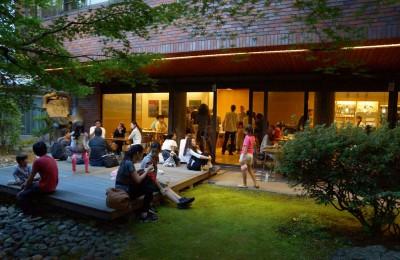 ⒸGoethe-Institut Villa Kamogawa