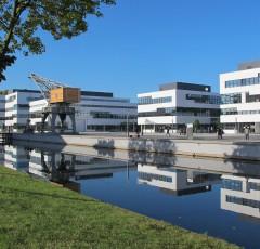 Rhine-Waal Kleve Campus Buildings