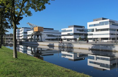 Rhine-Waal Kleve Campus Buildings