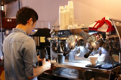 コーヒーの味はバリスタ次第