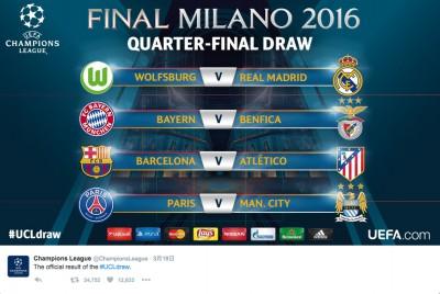 ©@ChampionsLeague