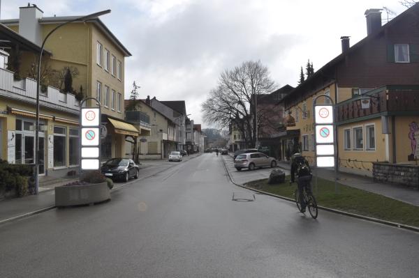 マルクトオーバードルフ(Marktoberdorf)の街