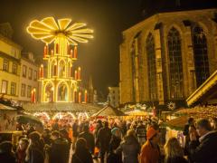ハイデルベルク、クリスマスマーケット