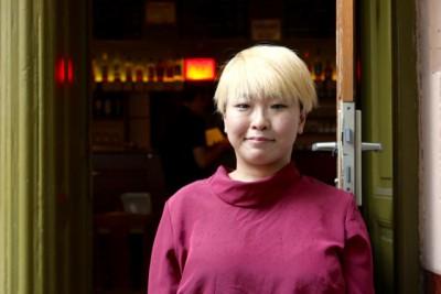 ベルリンで日本食料理人として活躍する赤澤真智子さん