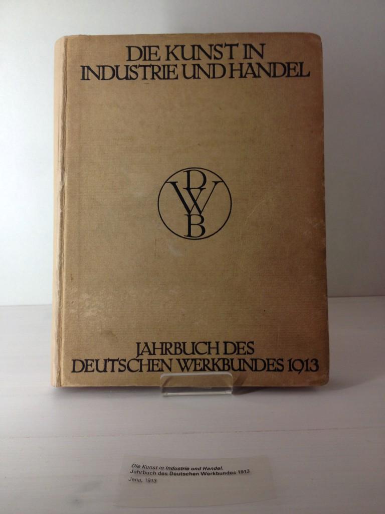 (『工業と商業の中の芸術』と題されたDWBの年鑑)