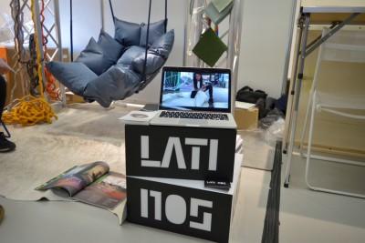 メキシコの椅子からインスピレーションを受けたLati Nos Product Designの椅子