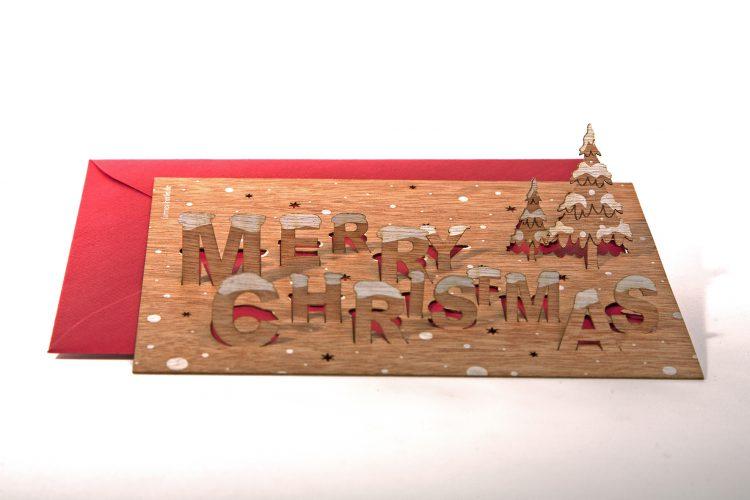 写真 6 ポップアップカード「メリークリスマス」