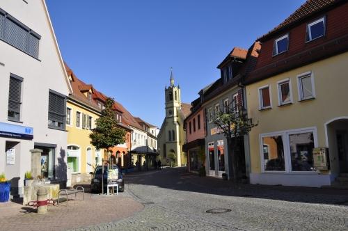 人口約6000人の小さな町です。