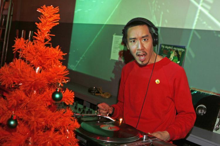 写真5 DJ‐ダニエル・ウォン