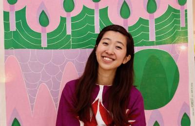 日独で活躍するテキスタイルデザイナー、藤井千晶さん