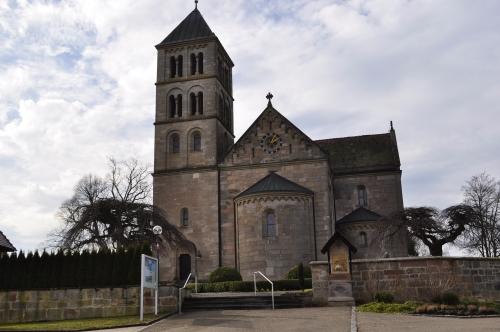 ホーエンベルクのヴァルファーツ教会