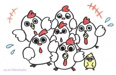 Hühnerhaufen-PS