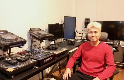 DJ・イベントオーガナイザーとして活躍するPlatinum Porkさん