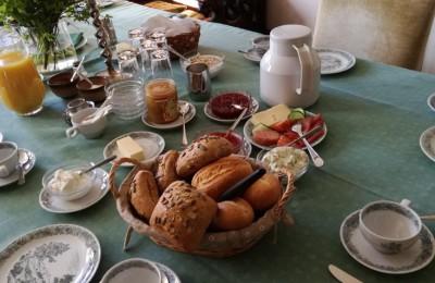 ドイツの朝食 ©GK-Osaka