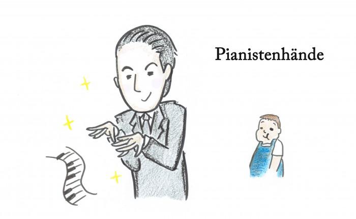 Pianistenhände