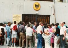 ベルリンの壁 崩壊まで(1)