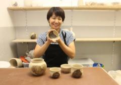 アートとしての陶芸を追求 Harumoさん