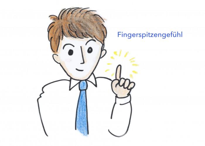 fingerspitzengefühl