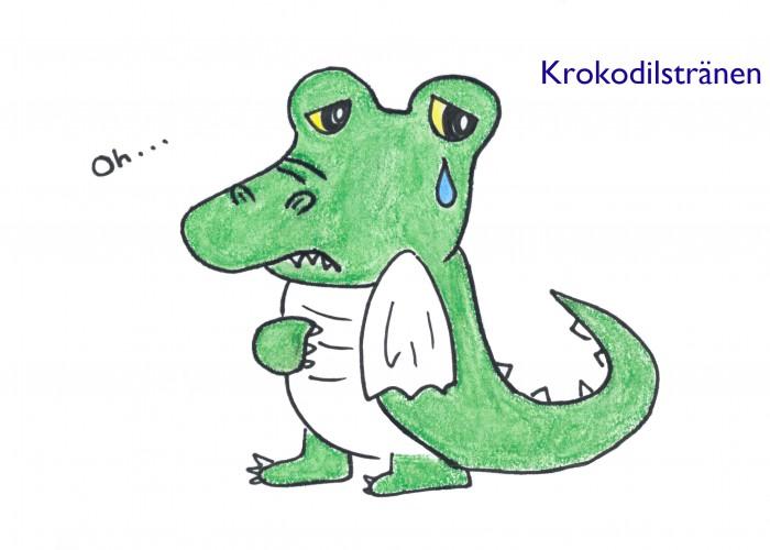 Krokodilstränenのコピー