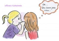 【今週のドイツ語】offenes Geheimnis
