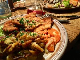 Restaurant: Schnitzelbank