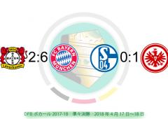 Halbfinale(ハルプ・フィナーレ)