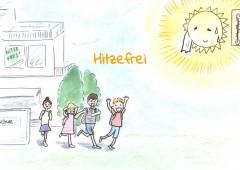 【今週のドイツ語】Hitzefrei