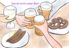 【今週のドイツ語】Das ist nicht unser Bier