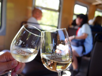 ドイツではビールだけでなくワインもよく飲まれています