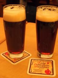 ラオホビアは多種多様なドイツビールのなかでも飛びぬけて独特の味わい。
