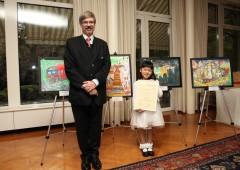 撮影:柳谷克実 ©German Embassy Tokyo