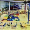 冬場も大助かり! 子供が集うドルトムントの室内施設「モンキータウン」 Photo: Aki SCHULTE-KARASAWA