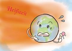 【今週のドイツ語特別編】Heißzeit