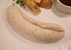 【クリスマス】に食べるWeißwurst@バイエルン