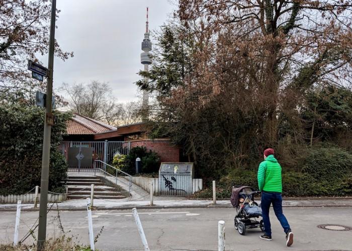 自宅から徒歩3分というベストアクセスなキタを訪問。キャンセル待ち700人とは…2021年は明るいか? Photo: Aki SCHULTE-KARASAWA