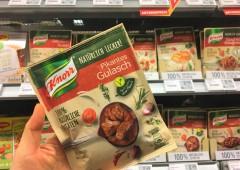 Knorrの中でもおすすめは「Natürlich lecker」の商品。
