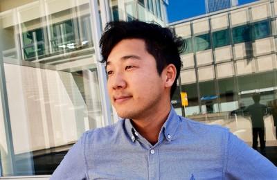 起業支援コンサルタントとしてベルリンで数々のイベントを開催する米田賢太郎さん。