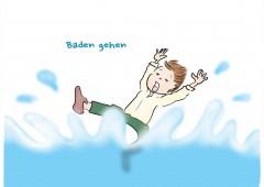 【今週のドイツ語】Baden gehen
