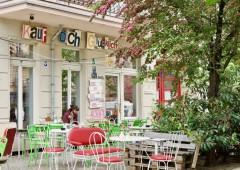 オーダーベルガー・シュトラーセで歴史とカフェさんぽ