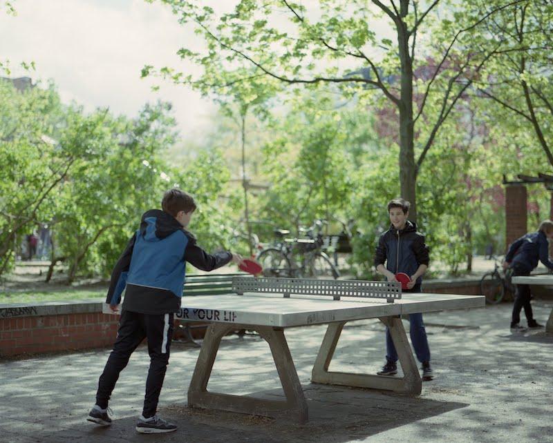 緑豊かな公園も各所にあります。撮影:小松﨑拓郎 ©Takurou Komatsuzaki