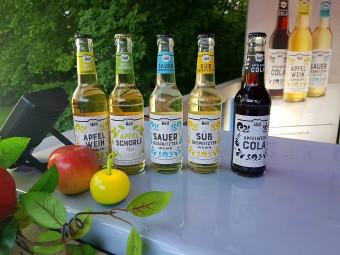 フランクフルト周辺の名物アップルワインは様々なバリエーションが登場。甘口辛口にコーラ味まで!